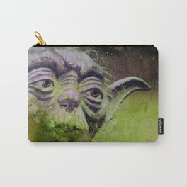 YODA - quote Carry-All Pouch