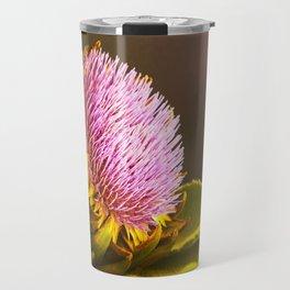 artichokes flower Travel Mug