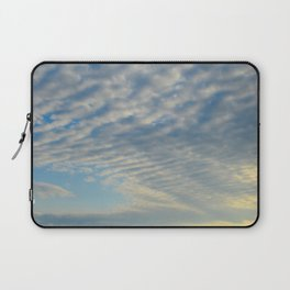 Cirrusly Stratus Waves Laptop Sleeve