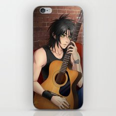 Guitarist iPhone Skin