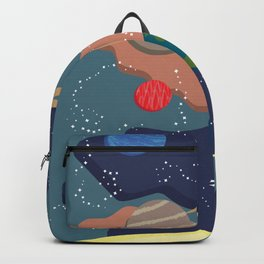 Offset Solar System Backpack