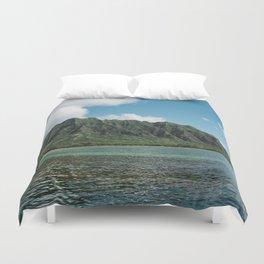 Hawaiian Mountain II Duvet Cover