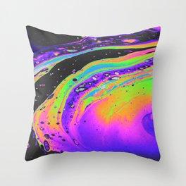 BRUISE CRUISE Throw Pillow