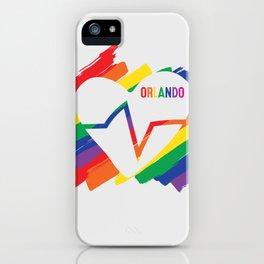Orlando Pulse iPhone Case