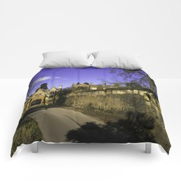 Manor Gatehouse  Comforters