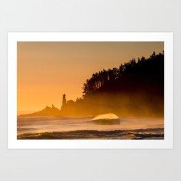 Coromandel Sunrise Art Print