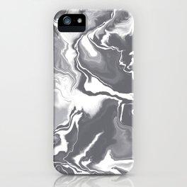 Gray tones series two iPhone Case