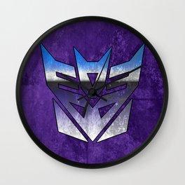 Decepticons Wall Clock