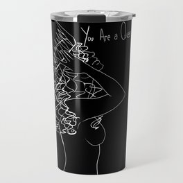 Queen Travel Mug