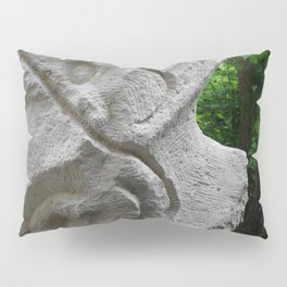 stone art deep notch Pillow Sham