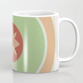 Red green Coffee Mug