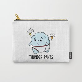 Thunderpants Cute Weather Pun Carry-All Pouch