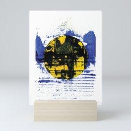 Blue Mist Mini Art Print