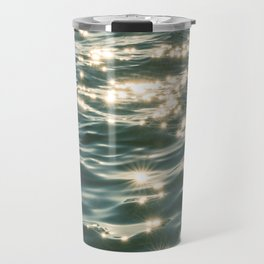 Ocean Sparkle Travel Mug