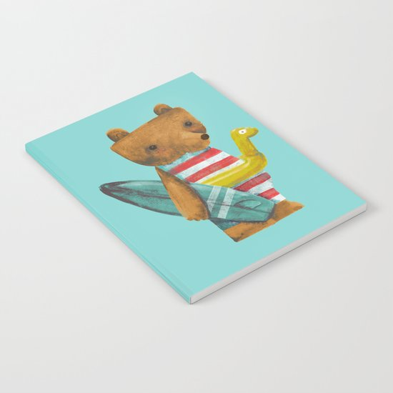 Summer Bear Notebook