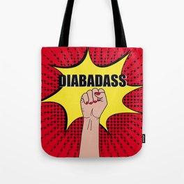 DIABADASS Tote Bag