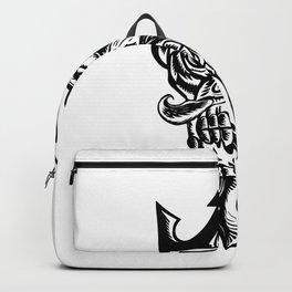 Skull of Neptune Sratchboard Backpack