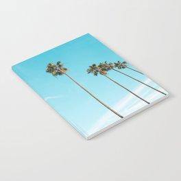 Palm Tree Sunshine Notebook
