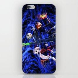 Nightmare Of Shadow iPhone Skin