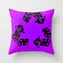 Change Is Everything Throw Pillow