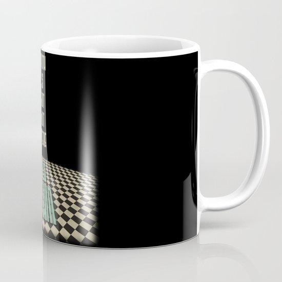 Truth is not out there... it's within. Mug