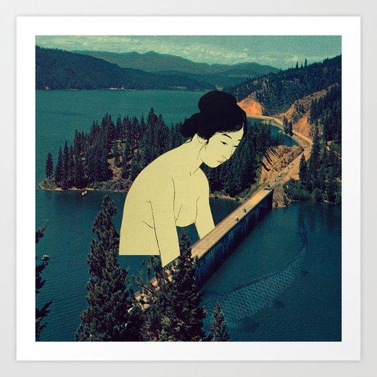 Ilustrado 93 Art Print