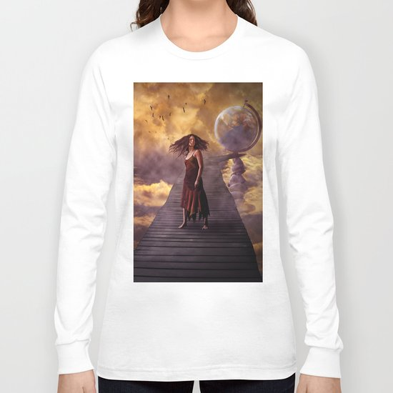 At worlds end Long Sleeve T-shirt