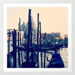 Venezia Art Print
