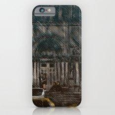 New York in the Rain iPhone 6s Slim Case