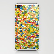 Auto Andy generated artwork 1 iPhone & iPod Skin