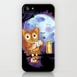 Night Shift iPhone Case