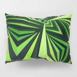 """Clockwork"" kaleidoscope Pillow Sham"