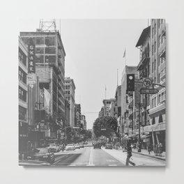 Downtown LA Metal Print