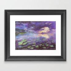 After The Storm  Framed Art Print