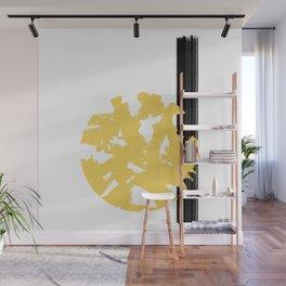 Abstract Sun #society6 #abstractart Wall Mural