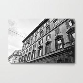 Rome Architecture Metal Print