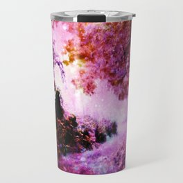 Romantic Fantasy Garden Travel Mug