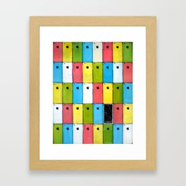 Introducing the New iPhone5c Framed Art Print
