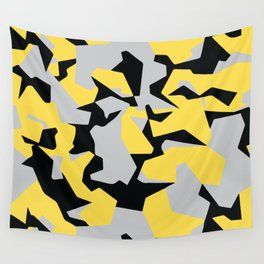 Search products, artworks and themes Yellow CAMO, Keep your stuff hidden in plain sight! Wall Tapestry
