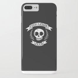 Doom & Gloom Club iPhone Case
