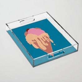 Fudge Acrylic Tray