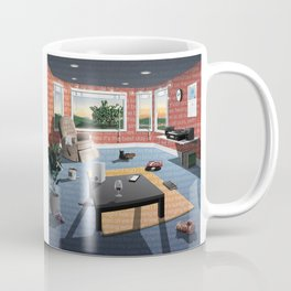 "Hippo Campus - ""Landmark"" Lyrics Coffee Mug"