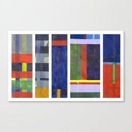 Gridlock 1.0 Canvas Print