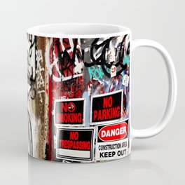 Freeman's Alley Coffee Mug