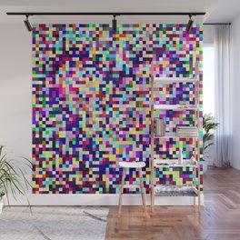 Pixel Heart Wall Mural