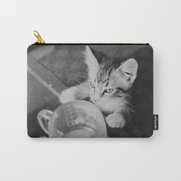 Our kitty on Quebec St. Carry-All Pouch