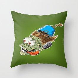 Fezzy Throw Pillow