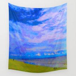 Horizon at Icacos Wall Tapestry