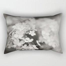 Last Summer - Flower Photography Rectangular Pillow