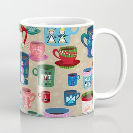 Fa La La La Latte Coffee Mug
